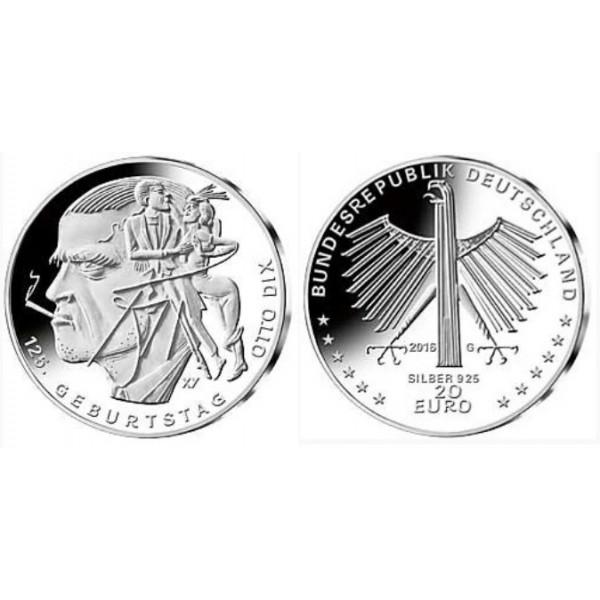 DE16-€20DIX