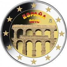 Spanje 2 Euro 2016 Segovia Gekleurd