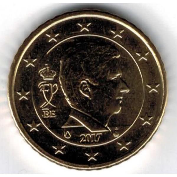 Belgien 50 Cent 2017 Unc Eurocoinhouse