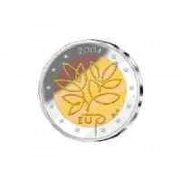 Finnland 2 Euro 2004 Leicht Zirkuliert 2 Euro Münzen Eurocoinhouse