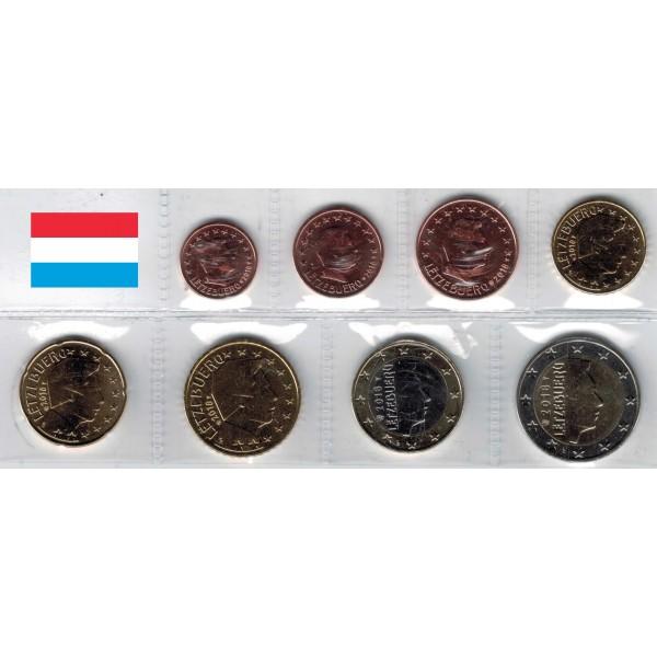 Luxemburg Unc 2018 Luxemburg Länder Eurocoinhouse