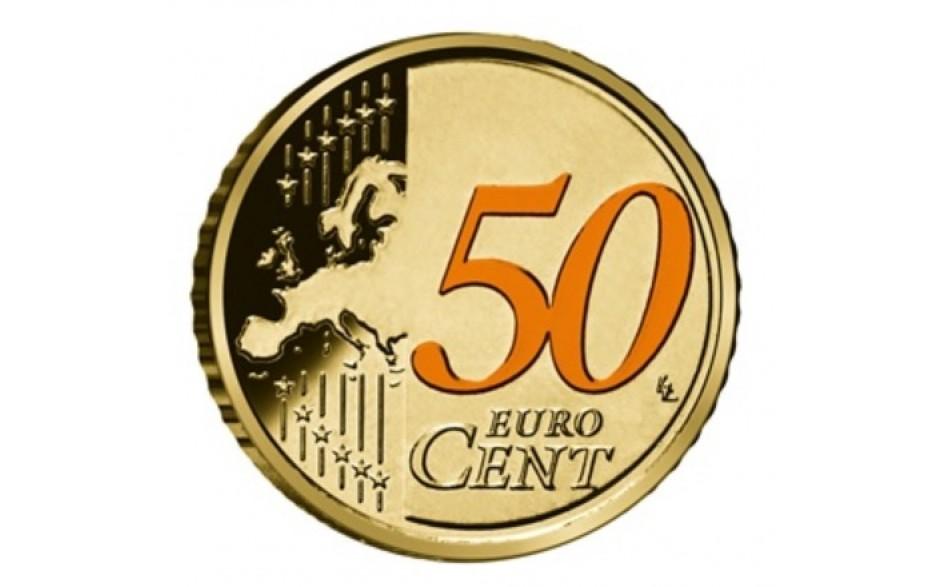 Niederlande 50 Cent 2017 Coincard Willem Alexander Eurocoinhouse