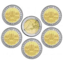 2 Euro Münzen Sicher Und Günstig Bestellen 2007 Duitsland