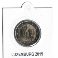 2 Euro Münzen Sicher Und Günstig Bestellen 2019 Luxemburg