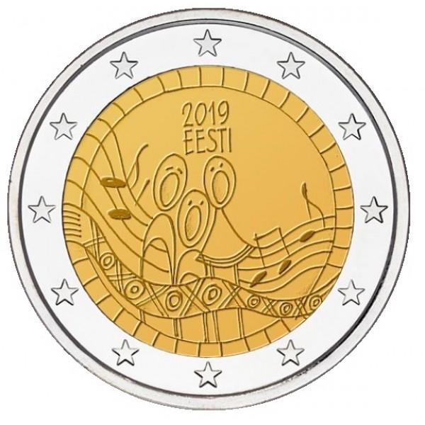 2 euro estland